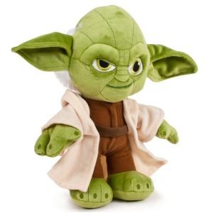 Peluche Star Wars Yoda soft...