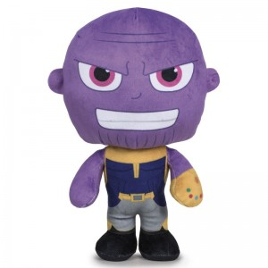 Peluche Thanos Marvel 20cm
