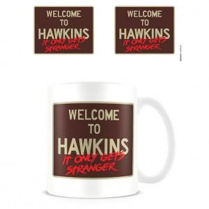 Taza Welcome to Hawkins...