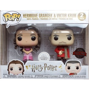 Set 2 figuras POP Harry...