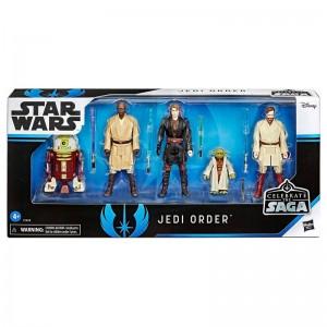 Set 5 figuras Jedi Order...