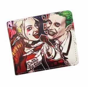 rock Eh Desesperado  Cartera Billetera Joker y Harley - ComunidadFriki